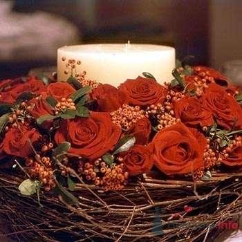 Фото 74487 в коллекции Цвяточки!  - Вашкетова Юлия - организатор свадеб, флорист.