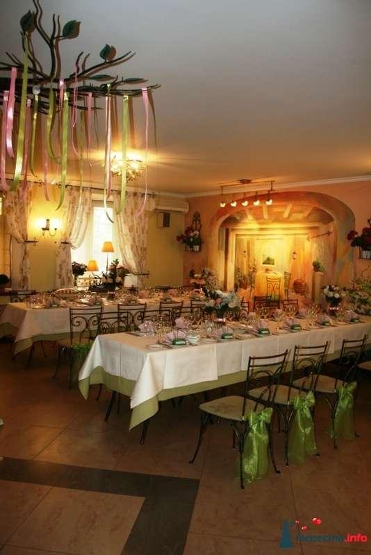 Фото 91715 в коллекции Портфолио. Свадьба Марии и Михаила 24.04.2010 - Вашкетова Юлия - организатор свадеб, флорист.