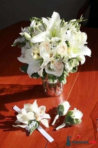 Фото 126391 в коллекции Своими руками - Вашкетова Юлия - организатор свадеб, флорист.