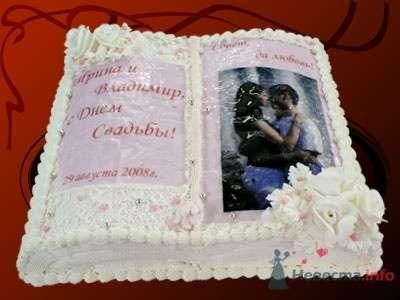 Вот такой будет тортик! уже заказала! - фото 38494 Лайла