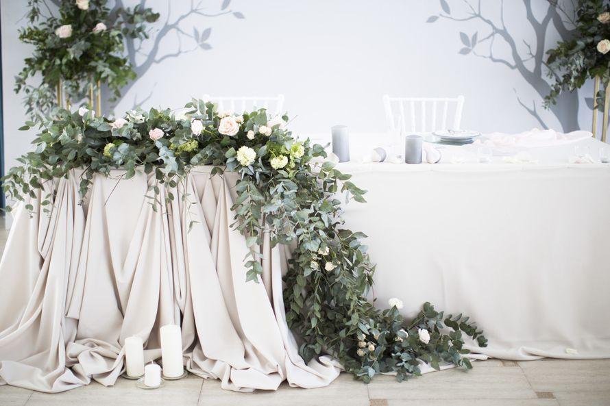 Фото 17345362 в коллекции Свадебный день Кости и Юли 25.04.2018 - 5о`clock event design - свадебное агентство