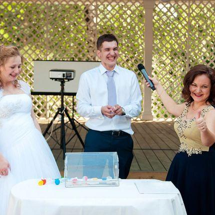 Проведение свадьбы дуэтом + Dj, 5-6 часов