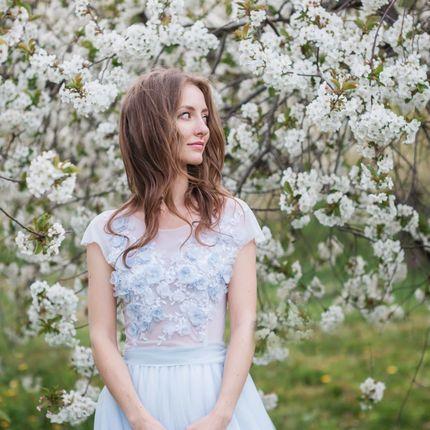 Свадебное платье Незабудка