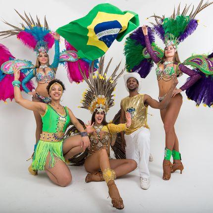 """Вокально-танцевальное шоу """"Carnaval"""""""