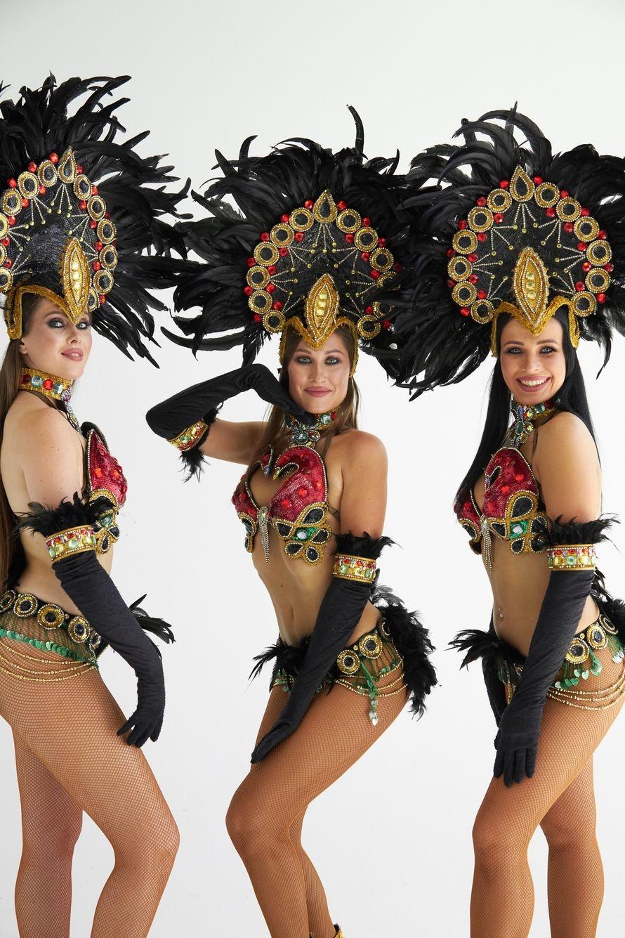 """Танцевальный номер """"Samba"""""""