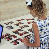 Выездная фотостудия с печатью фотографий - пакет Light