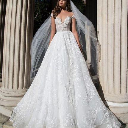 Свадебное платье Ernesta