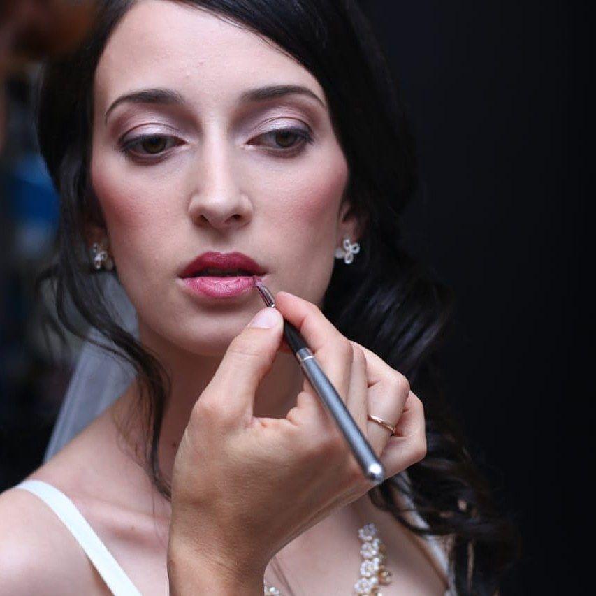 Фото 18550856 в коллекции Свадебный макияж - Стилист-визажист Чванова Татьяна
