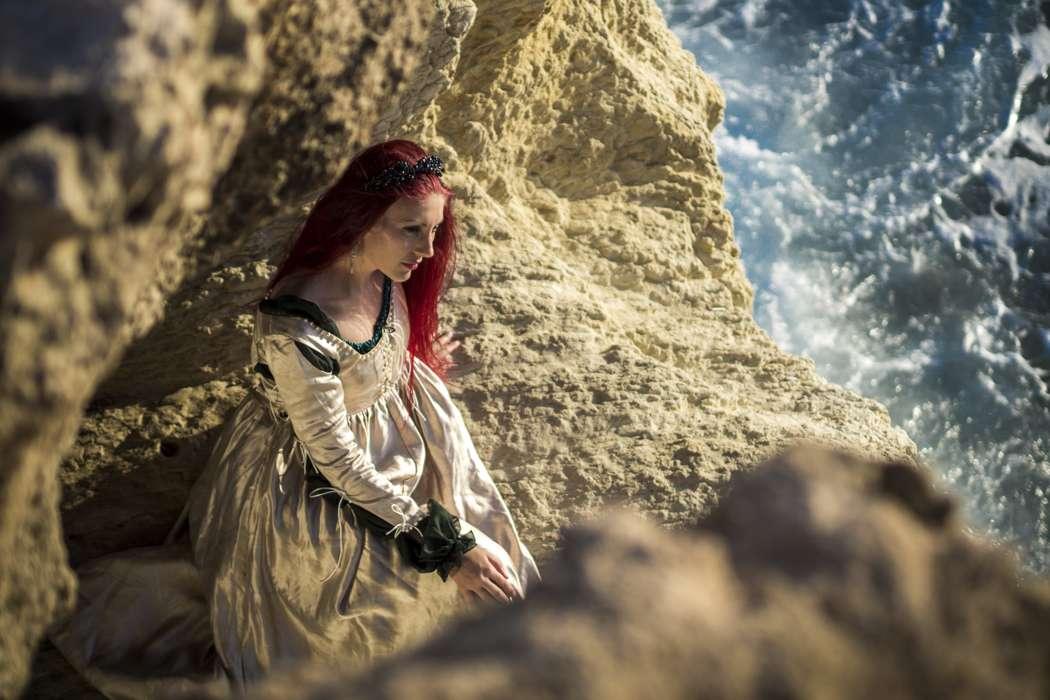 у моря, белые камни, пафос, кипр, свадьба на Кипре - фото 15306288 Фотограф Альберт Крайчински