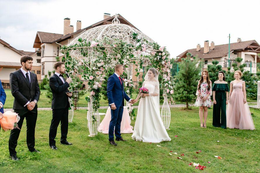 Ведение выездной свадебной регистрации + диджей