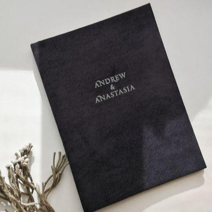 Обложка для свидетельства о браке формата А4