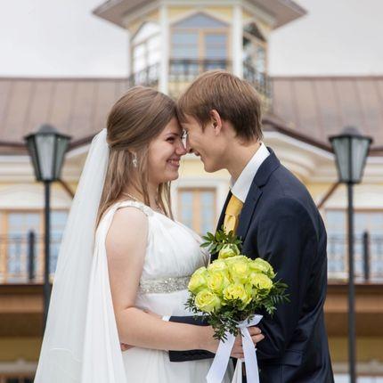 "Фотосъёмка неполного дня - пакет ""Wedding day"", 1 час"