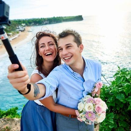 Свадьба на утесе