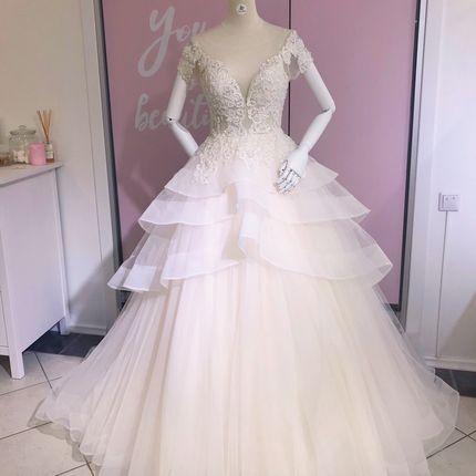 Свадебное платье Арт. F 010