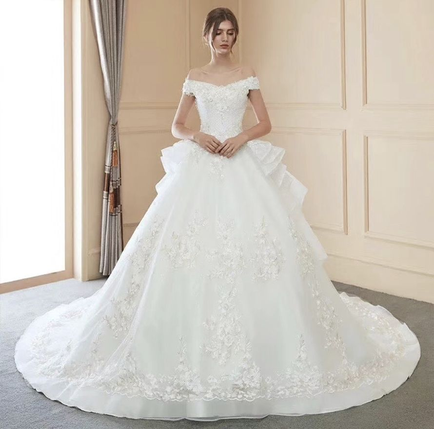 Свадебное платье, арт. О 012