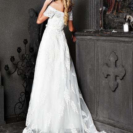 Свадебное платье Олимпия