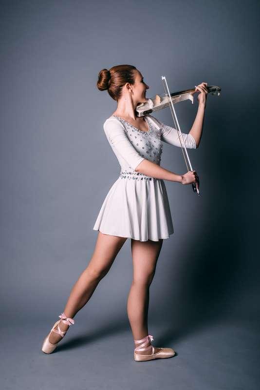 Фото 16730404 в коллекции Евгения Мальцева - Евгения Мальцева - скрипичное шоу