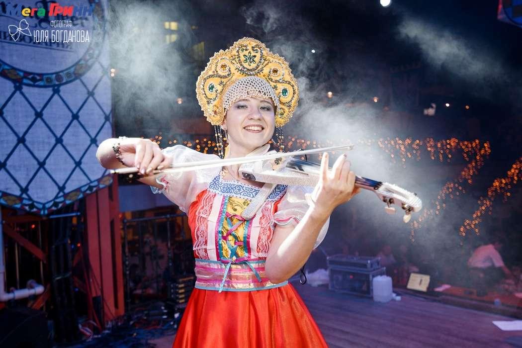 Фото 16730416 в коллекции Евгения Мальцева - Евгения Мальцева - скрипичное шоу