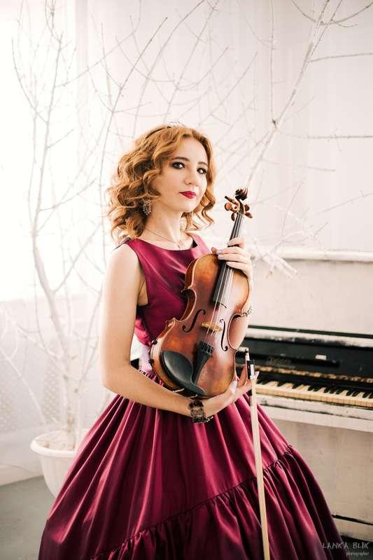 Фото 17181884 в коллекции Евгения Мальцева - Евгения Мальцева - скрипичное шоу