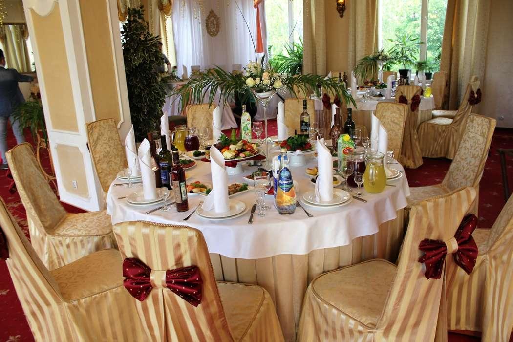 Фото 15462978 в коллекции залы - Ресторан Дюшес