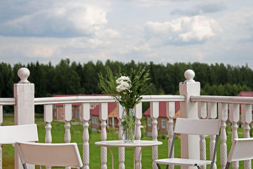 Фото 19526578 в коллекции Коттедж 950 м2 Банкетный зал до 100 гостей , летняя открытая веранда до 50 гостей - Алексино-истра - загородный комплекс