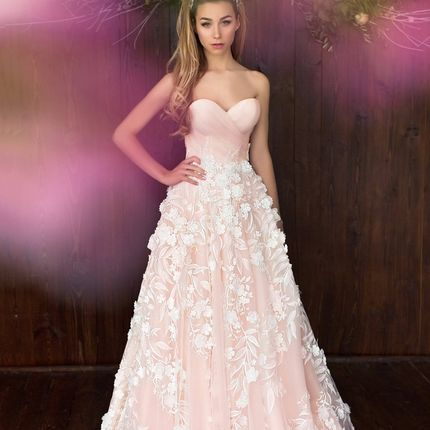 Свадебное платье Royal Orchid