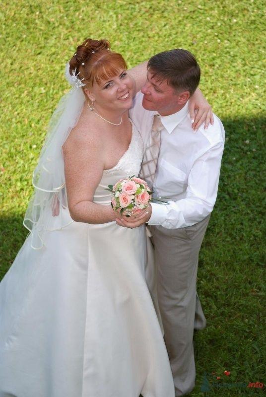 Фото 36782 в коллекции Моя счастливая свадьба