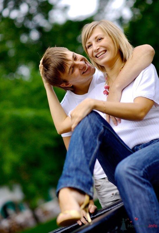Фото 40247 в коллекции Love Story Виталий и Надежда Сад Эрмитаж