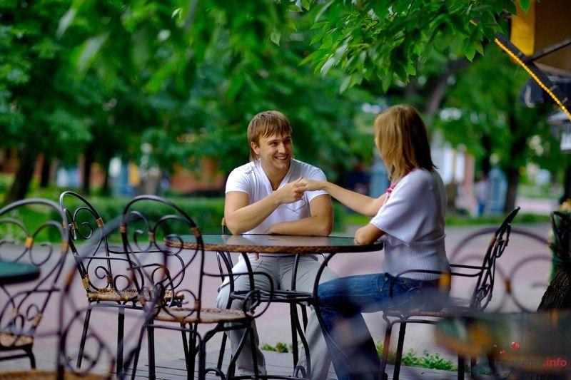 Фото 40249 в коллекции Love Story Виталий и Надежда Сад Эрмитаж - Геннадий Котельников - видео и фотоуслуги
