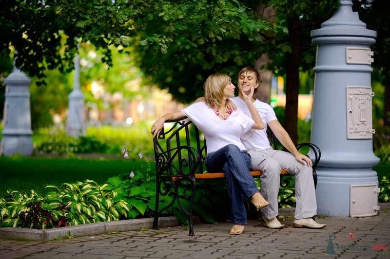 Фото 40268 в коллекции Love Story Виталий и Надежда Сад Эрмитаж - Геннадий Котельников - видео и фотоуслуги