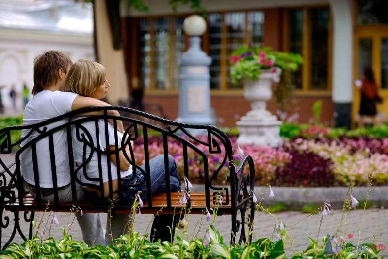 Фото 40269 в коллекции Love Story Виталий и Надежда Сад Эрмитаж - Геннадий Котельников - видео и фотоуслуги