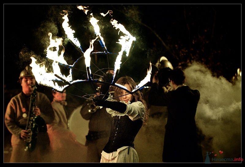 """Фото 40679 в коллекции Art of Fire лицедейство """"Ognennie Ludi"""" Огненные Люди"""