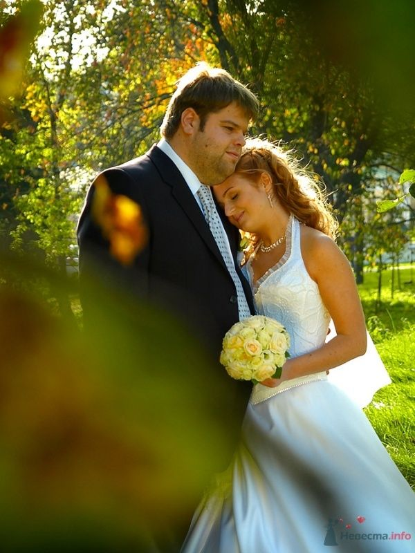 Фото 44704 в коллекции Свадебные фотографии