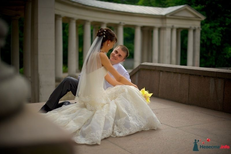 Фото 126801 в коллекции Свадебные фотографии - Геннадий Котельников - видео и фотоуслуги