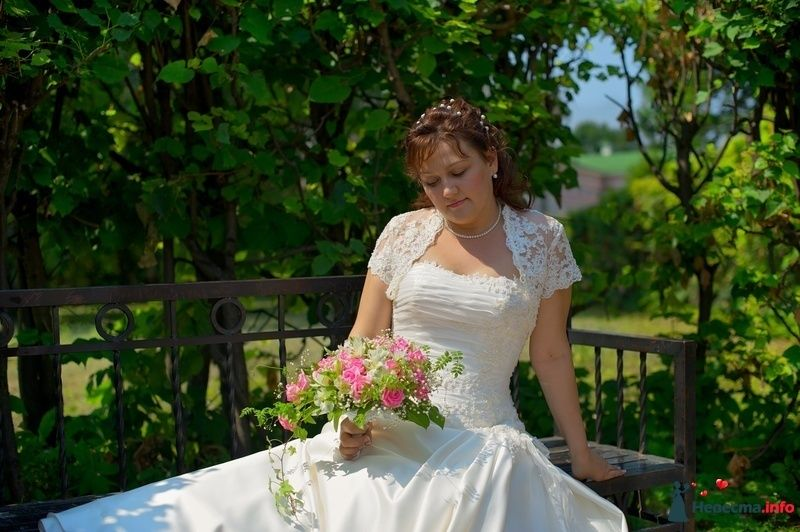 Фото 126815 в коллекции Свадебные фотографии