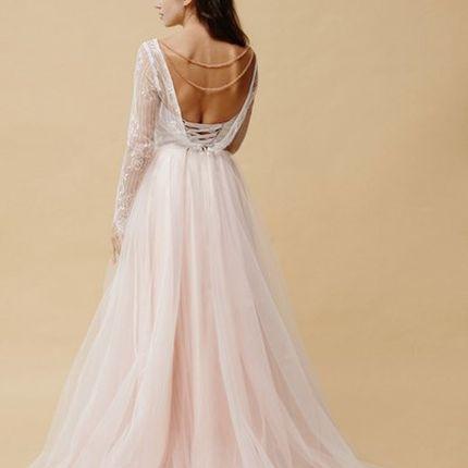 Свадебное платье Powder