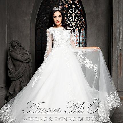 Свадебное платье Тамила