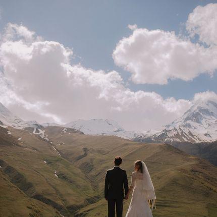 Организация свадьбы в горах Казбеги и Гудаури