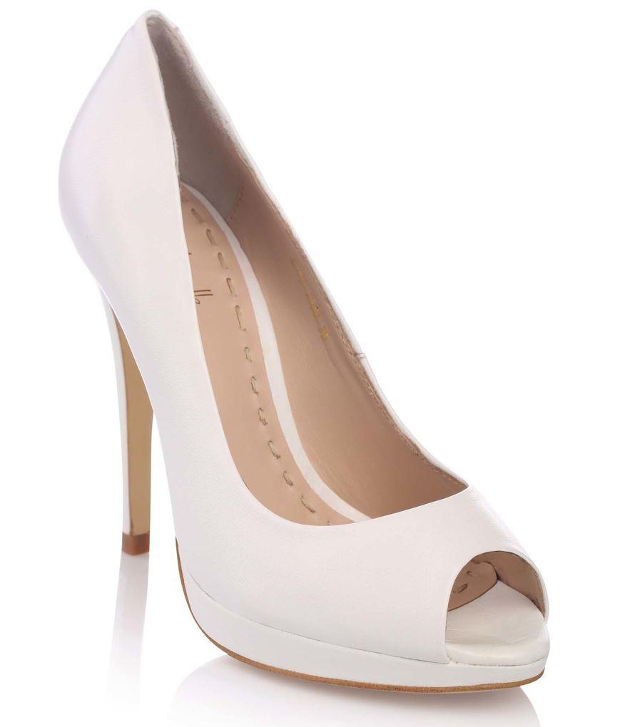 Свадебные туфли Elena Chezelle