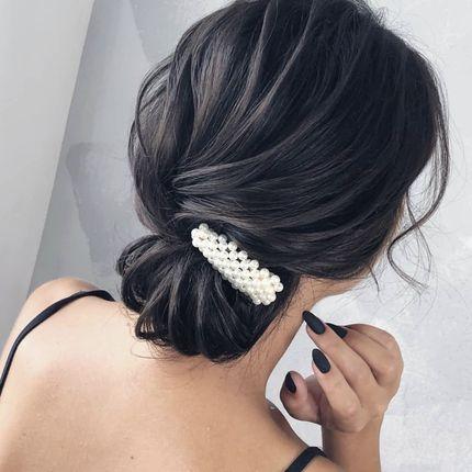 Причёска невесты