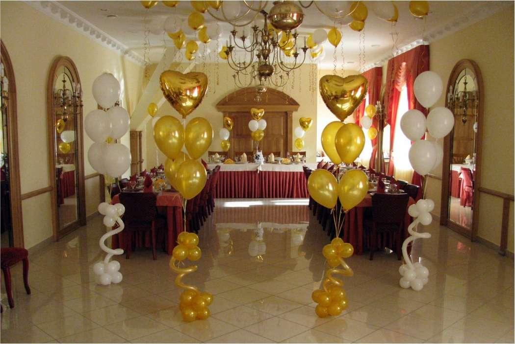 Фото 15740352 в коллекции Оформление шарами - 100шаров - оформление шарами