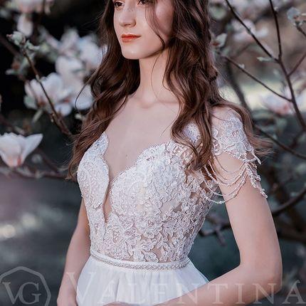 Лёгкое платье от Valentina Gladun