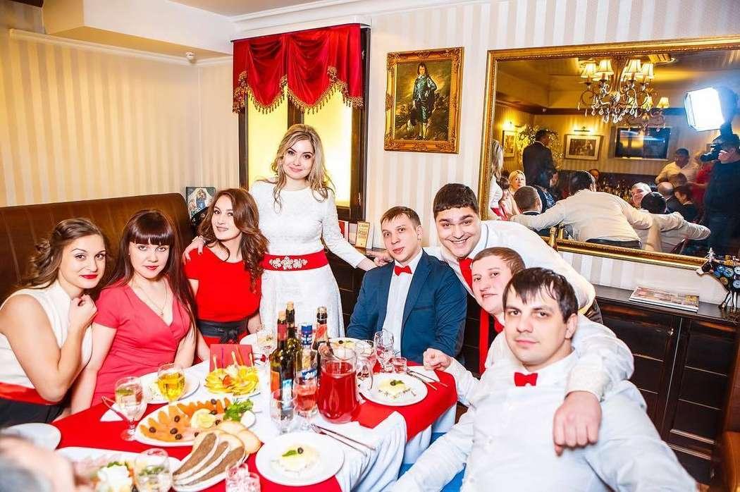 """Очень веселая свадьба, 5 февраля 2016, кафе """"Ласкала"""" - фото 15747578 Ведущий Серж Morozov"""