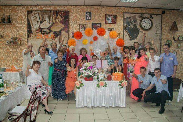 """Свадебный вечер, Черногорск, кафе """"Винтаж"""" - фото 15747616 Ведущий Серж Morozov"""