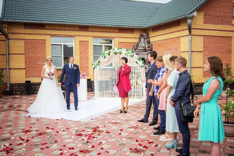 Фото 18623714 в коллекции Свадьбы, Юбилеи, Корпоративы - Ведущий Серж Morozov