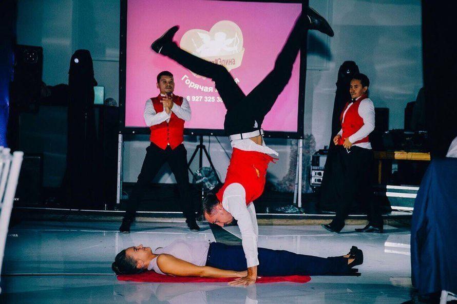 Шоу Танцующие официанты