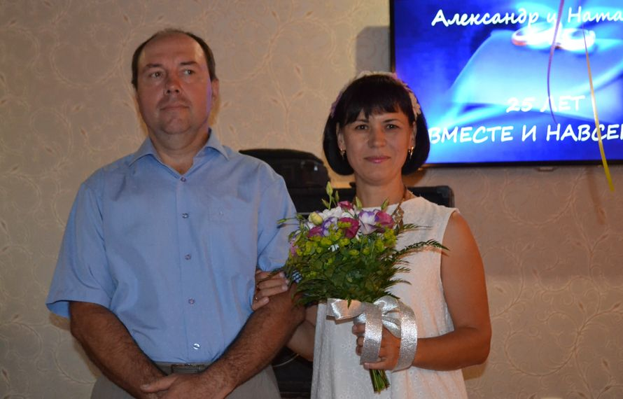 Фото 15816976 в коллекции Серебряные свадьбы - Татьяна Пенкина