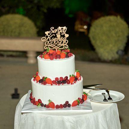 Сладкое торжество - торт
