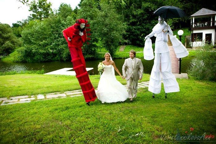 Фото 37248 в коллекции Ляна и Павел - Свадебный фотограф Анна Веретенникова