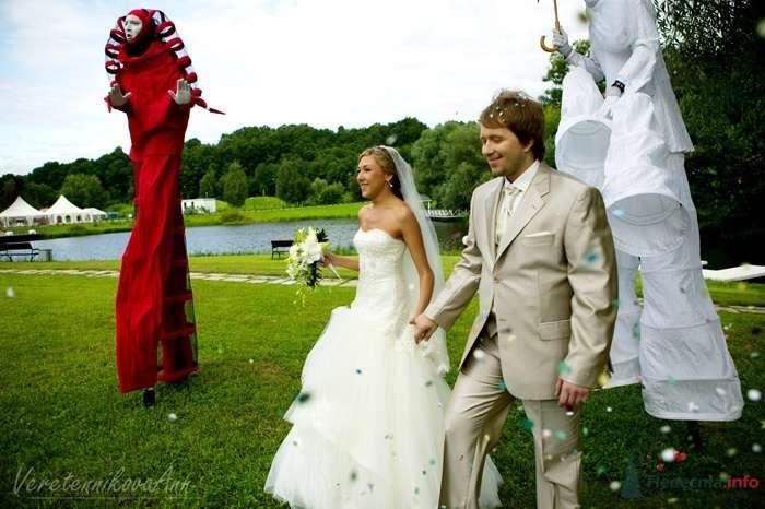 Фото 37249 в коллекции Ляна и Павел - Свадебный фотограф Анна Веретенникова